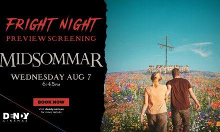 Midsommar – Fright Night Screening