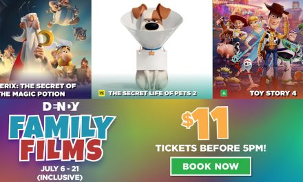 $11 Tickets to Family Films at Dendy!
