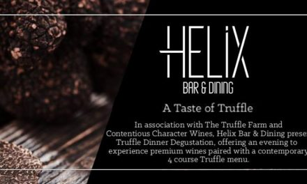 A Taste of Truffle with Helix Bar & Dining
