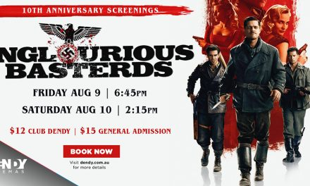10th Anniversary Screening: Inglorious Bastards at Dendy
