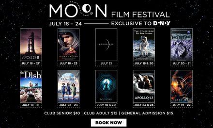 Moon Film Festival at Dendy