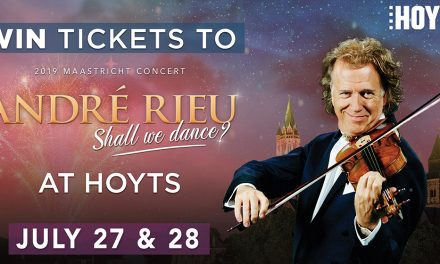 Giveaway: 6x Double Passes to Andre Rieu at Hoyts