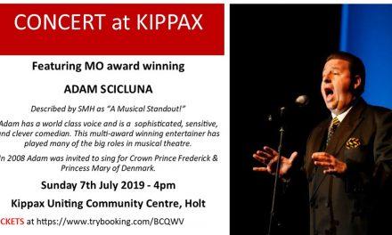 Adam Scicluna Fundraising Concert