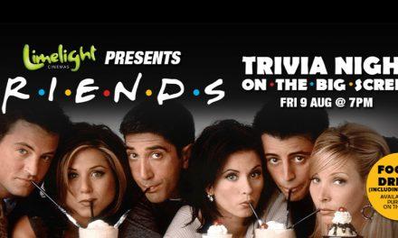 FRIENDS Trivia on the BIG SCREEN!