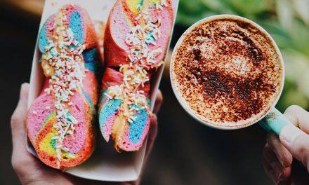 Taste the rainbow: Colourful CBR eats