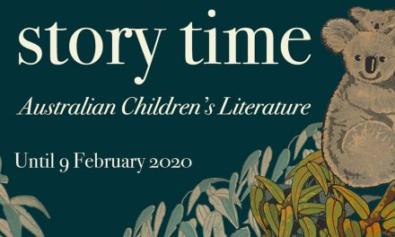 Experience the magic of Story Time at the National Library of Australia