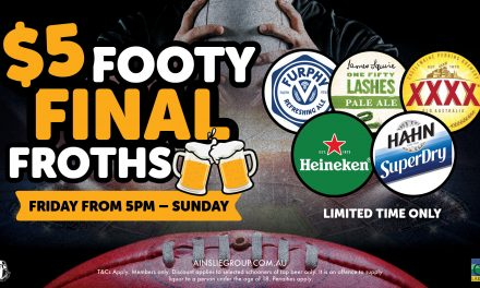 $5 Footy Final Froths