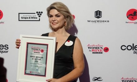 A Canberra #winechick wins Women in Wine awards – again