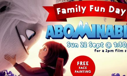 Abominable Family Fun Day at Limelight Cinemas