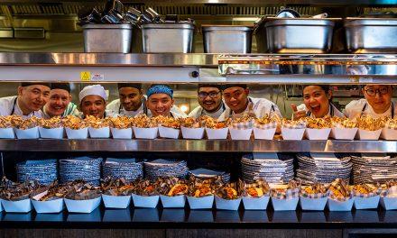 Bavarian opens in Belco: 500 free hotdogs + Oktoberfest party
