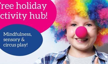 Free School Holiday Activity Hub at Marketplace Gungahlin
