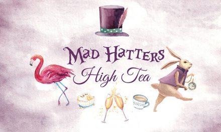 A Spring Mad Hatters High Tea at Pialligo Estate