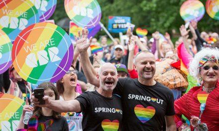 SpringOUT Pride Festival + Yes!Fest