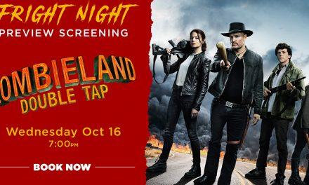 Fright Night: Zombieland: Double Tap