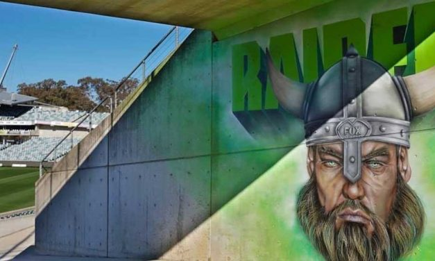 Paint the Town Green! Raiders Grand Final 25 Years In The Making