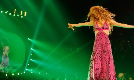 GIVEAWAY: Shakira World Tour at Dendy