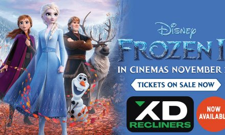 Giveaway: Win a double pass to FROZEN 2 at Limelight Cinemas
