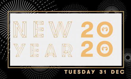 NYE – Bring on 2020