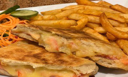 Toastie Tuesdays at Mooseheads Pub