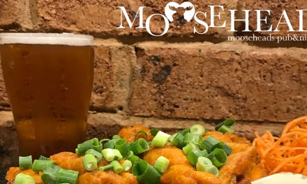 Mighty Wings! Every Friday at Mooseheads Pub