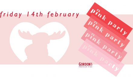 Valentine's Day Pink Party