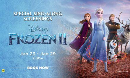 Frozen II – Sing-Along