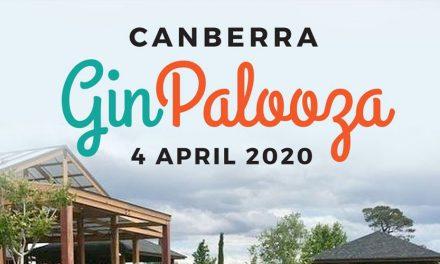 Canberra Gin Palooza