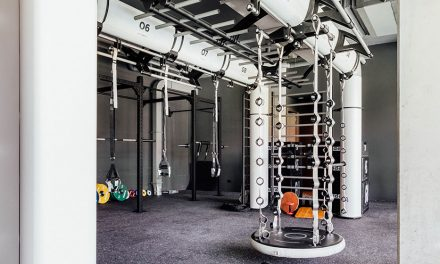 A personalised workout that's not PT: Iskia Athletic Club