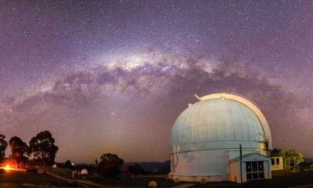 Life In Space – Mt. Stromlo