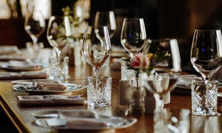 Table of 10 – venues open for private dining