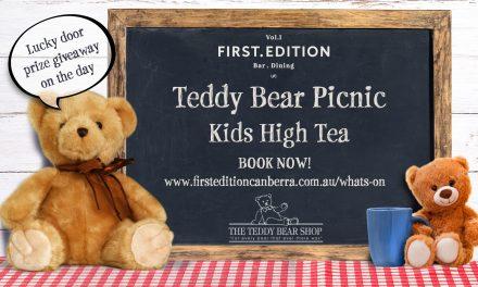 First Edition's Teddy Bear's Picnic