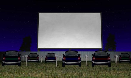 Canberra's new drive-in cinema