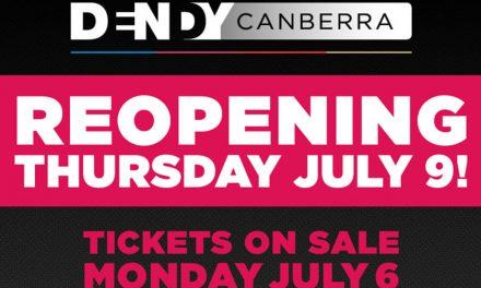 Dendy Re-opening Night