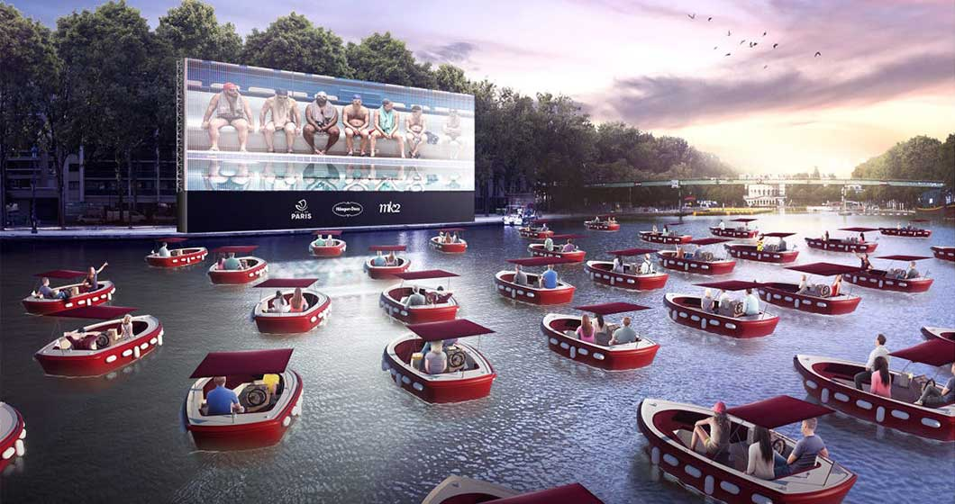 Floating Cinema Is Coming To Canberra