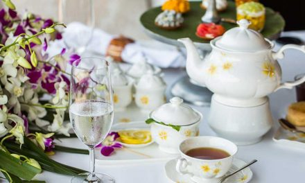 Where to High Tea
