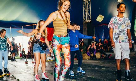 Lace up and roll out – Canberra's getting a Roller Disco Brunch!