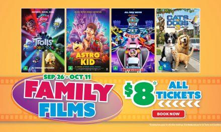 Family Films Spring 2020