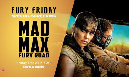 Mad Max: Fury Friday's