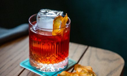 Up in Smoke – Celebrate Negroni week with Ovolo Hotels