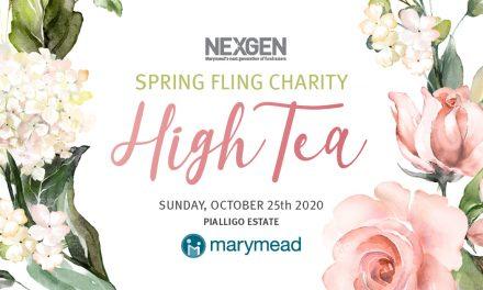 NEXGEN's Spring Fling Charity High Tea