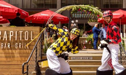Where to Celebrate Melbourne Cup 2020
