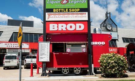 Brod opens in Woden tonight!
