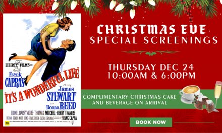 Its a Wonderful Life – Christmas Eve Screening at Dendy 2020