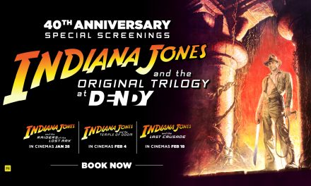 Indiana Jones Trilogy at Dendy Cinema