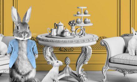 Easter Sky High Tea