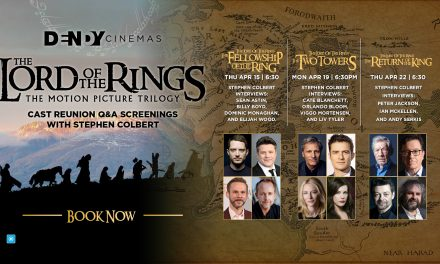 The Lord Of The Rings – Special Cast Reunion Q&A Screening