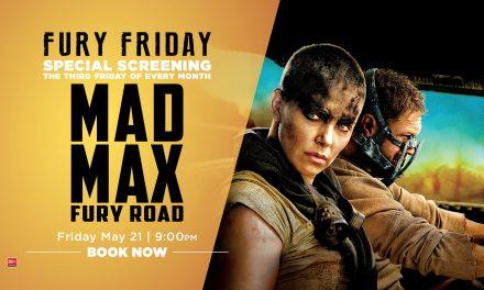 Mad Max: Fury Fridays
