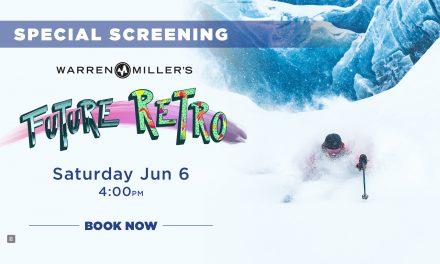 Premiere: Warren Miller's Future Retro