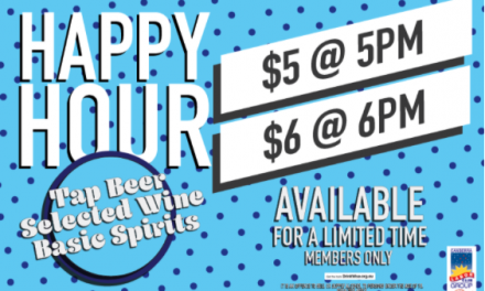 Canberra Labor Club Happy Hour