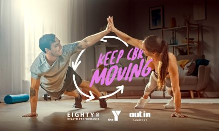 Keep Canberra Moving: The Capital's Biggest Virtual Fitness Event (Saturday)
